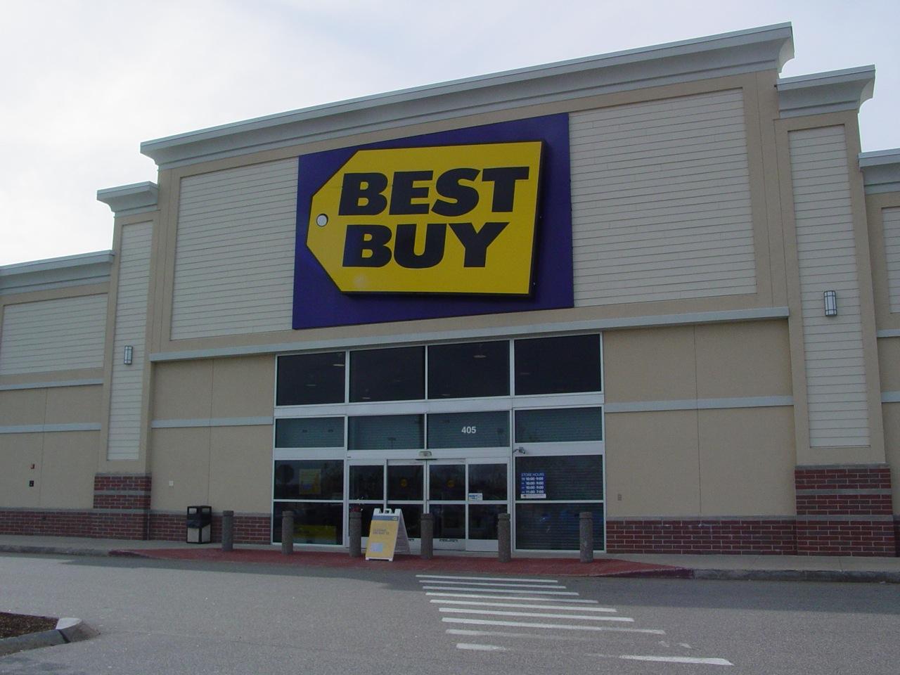 Best Buy closing its doors